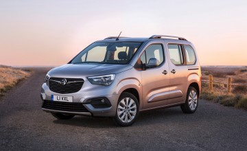 New Vauxhall Combo Life on horizon