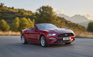Mustang keeps winning formula