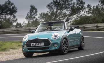 New MINI Convertible ready for summer