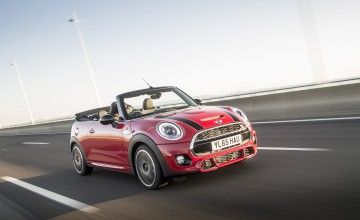 MINI Convertible 2016 - First Drive