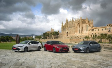 Toyota's terrific Corolla trio