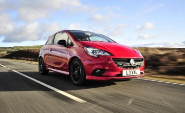 Silver jubilee for Vauxhall Corsa