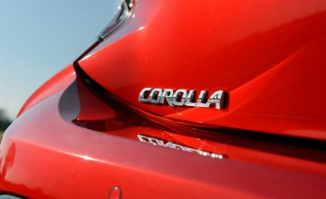 Updates for Toyota Corolla