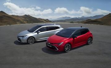 Toyota takes Corolla upmarket