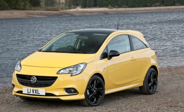 Vauxhall Corsa pure turbo fun