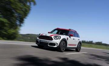 JCW treatment for new MINI Countryman