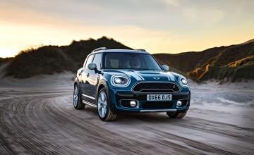 New MINI Countryman goes extra country mile