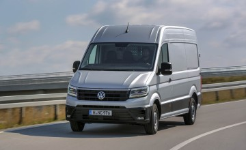 Volkswagen Crafter goes it alone