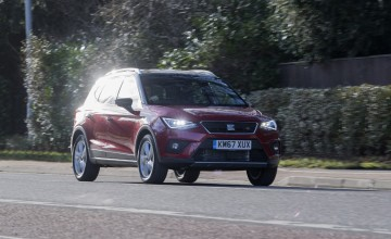 SEAT Arona gets it absolutely right