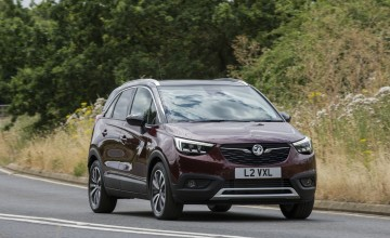 More miles from Vauxhall's SUVs