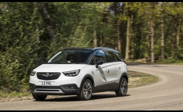 Vauxhall doubles SUV appeal