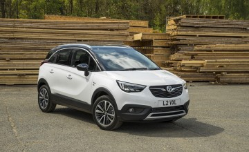 Size matters for new Vauxhall SUV