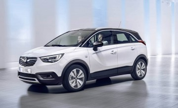 Vauxhall reveals new Crossland SUV