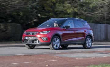 SEAT Arona sets compact standard