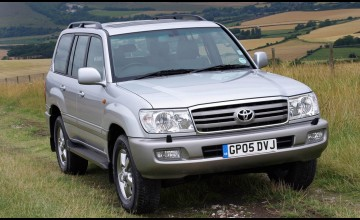 Now Toyota recalls Land Cruisers