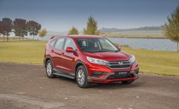 More choice for Honda CR-V
