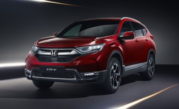 Honda goes hybrid with new CR-V