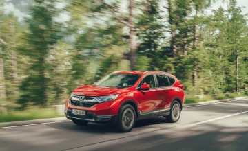 Bold looks for new Honda CR-V