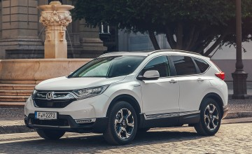 Fifty-plus for new Honda CR-V