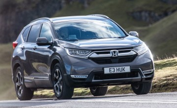 Honda hits back with CR-V Hybrid