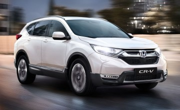 Honda makes changes to CR-V