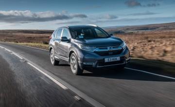 Honda goes hybrid with new CR-V