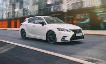 New look for Lexus CT range