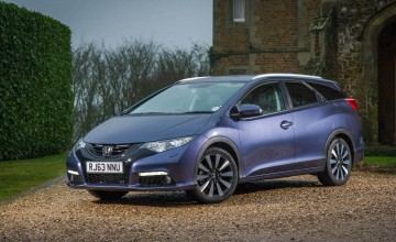 Honda Civic Tourer 1.6 i-DTEC SR
