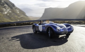 Ecurie Ecosse revives Jaguar C-Type