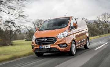 Ford Transit Custom the car-like van