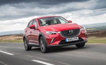 Mazda CX-3 1.5 Sport Nav