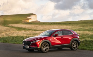 Mazda plugs SUV gap with CX-30