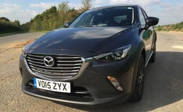 Mazda CX-3 1.5D 2015 - Review