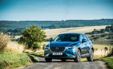 Mazda CX-3 gets mid-life refresh