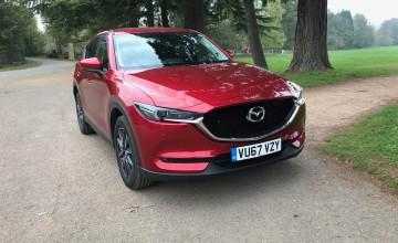 Mazda CX-5 2.2 Sport Nav