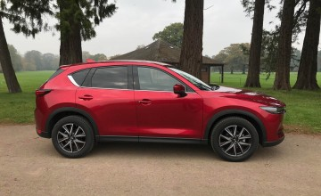 Mazda CX-5 2.0 165ps 2WD Sport