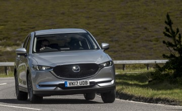 New-look CX-5 stays competitive