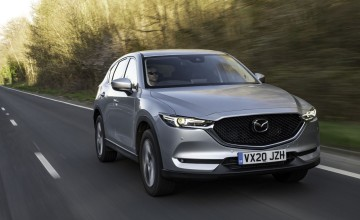 Upgrades for Mazda CX-5