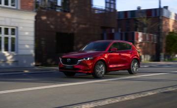 Upgrade for Mazda CX-5