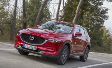 New Mazda CX-5 prices announced
