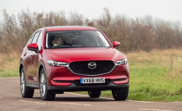 Mazda's best-seller goes upmarket