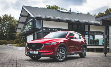 Mazda CX-5 2.2 184ps AWD GT Sport Nav+