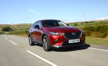 Mazda raises bar with new CX-3