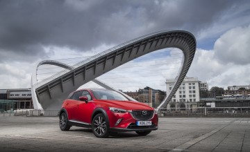 Mazda CX-3 big on style, form and function
