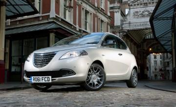 Chrysler Ypsilon 1.2 Silver