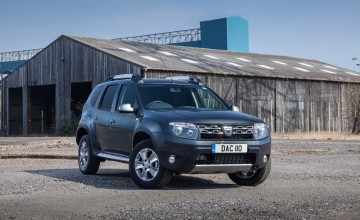 Dacia's economy class gets a dusting