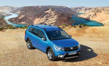 New Logan Stepway from Dacia
