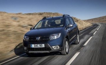 Dacia helps drivers step up with Stepway