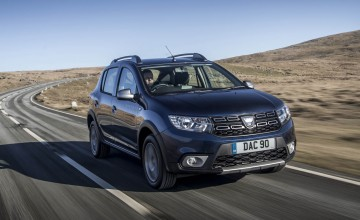 Cheap, cheerful Dacia with SUV feel
