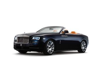 Rolls-Royce Dawn gets sexy